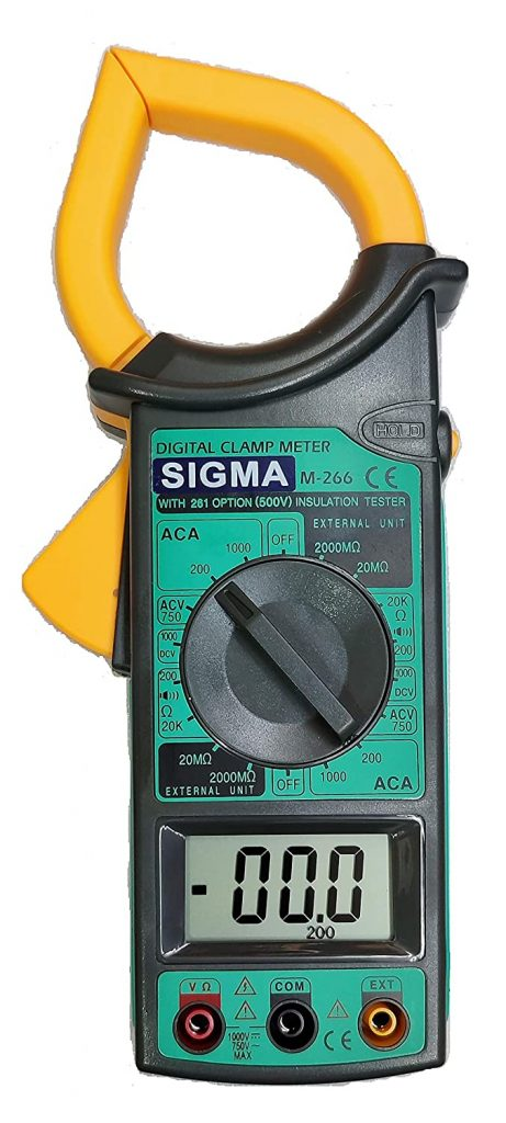 Clump Meter Electrical Testing Tools. by electricalhomes.com
