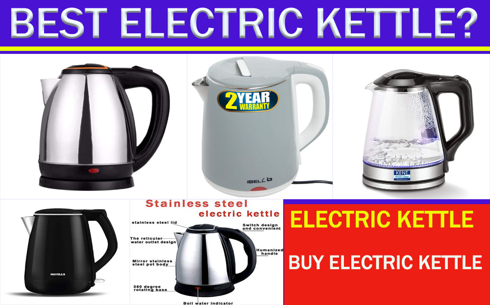op 7 Best Electric Kettle | Electric Product List& Review