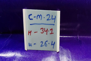 Buy 24 Slot 1 Inch Cooler Motor Pvc Paper-24 स्लॉट कूलर मोटर के पेपर'