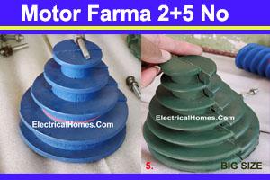 Buy Motor Coil Winding Tools Single Phase Winding Farma ( 2+5 No )