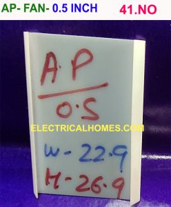 AP FanCutting Pvc PaperPrice By Electricalhomes.com
