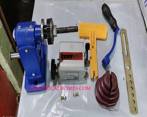 Coil Winding Machine Accesories?