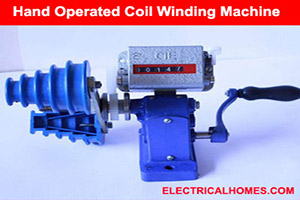 Coil Winding Machine Price?Hand Operated Coil Winding Machine Price In India