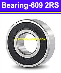 609 2RS Ball Bearing 9x24x7mm ( CHAHAL V3 ) AtVerl Low Price From Electrical homes.com