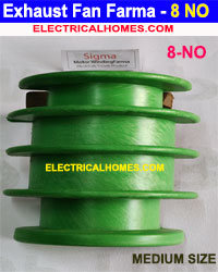 Coil Winding Farma online Exhaust Fan Motor Farma Price By ElectricalHomes.com