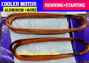 Cooler Motor 24 Slot Readymade Coils Buy Online?